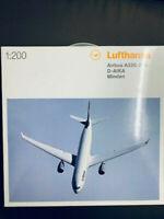 1/200 Herpa Airbus A330-300 Lufthansa D-AIKA Minden NEU OVP
