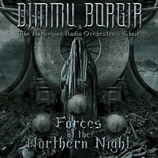 DIMMU BORGIR - FORCES OF THE NORTHERN NIGHT 2xCD *NEW*
