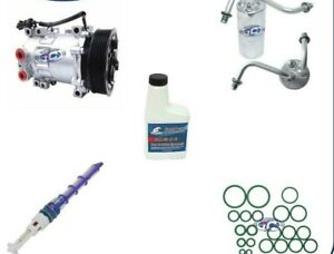 A/C Compressor Kit Fits Dodge Ram 1500 2500 3500 94-02 OEM SD7H15 57553