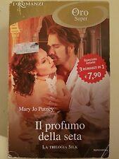 LIBRO MARY JO PUTNEY -IL PROFUMO DELLA SETA - 3 ROMANZI ORO SUPER MONDADORI 2011