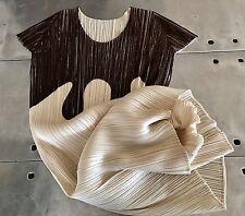 ISSEY MIYAKE pleats please Geometric Mini Dress , Authentic Issey Miyake Tunic