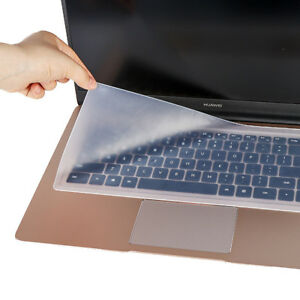 """Clear Protector Cover Universal Laptop Silicone Keyboard Skin for 10 """" 14 """" 17 """""""