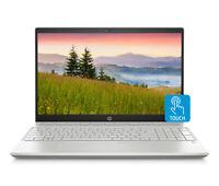 """HP 15.6"""" Touchscreen Intel Core i7-8550U 8GB RAM + 16GB Optane 1TB HDD Win 10"""