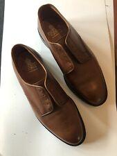 Crocket and Jones Grasmere Brown Leather Shoes Size 9 1/2 UK  (Size 10 US)