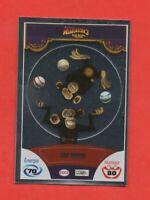 Carte CORA Dreamworks 2012 n° 87/90 - LES SINGES  (A7069)