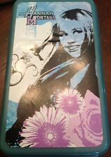 "Hannah Montana Miley Cyrus Plastic Box Carry Cord 5 1/2""x 3 1/4"" x 1 3/4'"