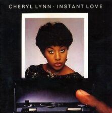 Instant Love, Luther Vandross,Cheryl Lynn, Very Good Import,Original recording r