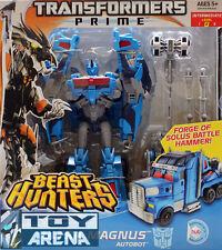 Transformers Prime Beast Hunters #005 Ultra Magnus Autobot Voyager Series 2