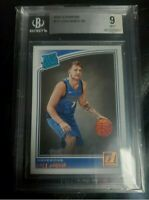 2018-19 LUKA DONCIC RC #177 Donruss Rated Rookie BGS 9.0 Gem Mint 🔥🔥 Invest📈