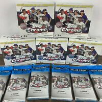 2020 Topps Chrome Update Series Baseball Mega Box & Cello Pack  ❗YOU PICK LOT❗