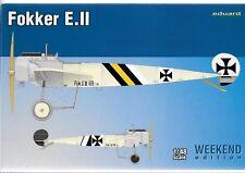 Eduard Weekend Edition Fokker E.II in 1/48 8451 ST