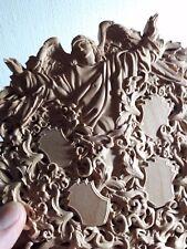 3D Enengel, Holz Buche B 180 x  H 167 x T 21mm ca. 240 g.