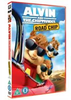 Alvin And The Chipmunks - The Road Chip DVD Nuevo DVD (5812901000)