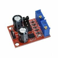 NE555 Frequency Duty Cycle Adjustable Square Wave Signal Generator Pulse Module