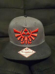 Zelda Snapback Hat OSFM