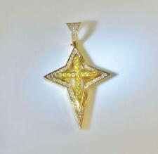 Pendant Multi-tone Gold 14k Vintage & Antique Jewellery