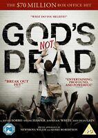 God's Not Dead [DVD] Christian Relgious Drama movie - NEW - Gift Idea