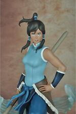 The Legend of Korra Avatar Korra Pre-Painted PVC Kit Figure ~ The Last Airbender