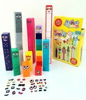 Numberblocks ARITHMETIC Special needs Number blocks ,1-10 gift  autism gift set