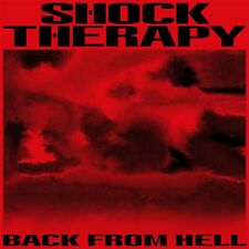 SHOCK THERAPY Back From Hell CD Digipack 2020