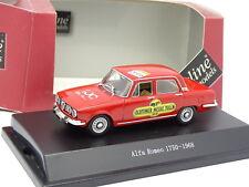 Starline 1/43 - Alfa Romeo 1750 1968 Oldtimer Messe Tulln