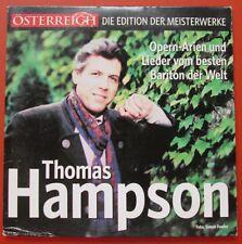 CD Thomas Hampson Opern Arien und Lieder vom besten Baritona der Welt