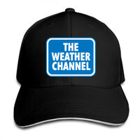 The Weather Channel Snapback Baseball Hat Adjustable Cap