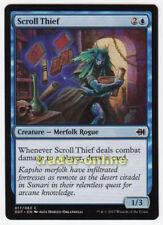 4x scroll Thief (schriftrollendieb) merfolk vs. Goblins Magic mtg