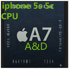1 PCS New  A7 339S0207 CPU For iPhone 5S