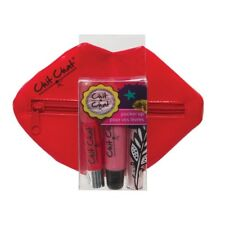 Technic Chit Chat Pucker Up - Lip Gloss and Case Set - Sealed