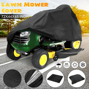 71'' Waterproof Riding Lawn Tractor Mower Cover Heavy Duty Tractor UV  ‡