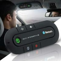 Kabellose Bluetooth-Freisprecheinrichtung Freisprecheinrichtung Visier Clip-Heiß