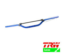 TRW Lucas Alu Lenker MCL154B Enduro/Cross OFFROAD Medium mittel  blau mit ABE