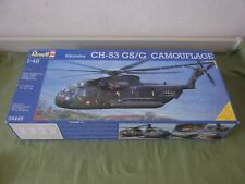 REVELL 1:48 Sikorsky CH-53  GS/C  Camouflaged 04446