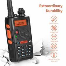 Handheld Marine Radio | +Nws Noaa | Portable Boat Radio | Uhf/Vhf/Fm Radio