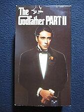 GODFATHER II [VHS Tape] [1984]