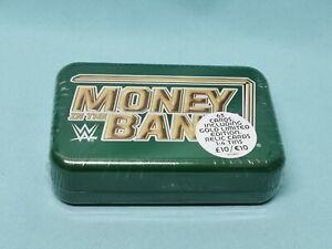 Topps WWE Slam Attax 2020 Reloaded Tin Dose Money in the Bank Relic Karten