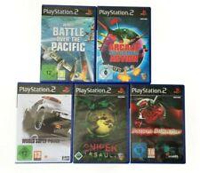 Playstation PS2 Spielesammlung [5 x Stck.] - NEU