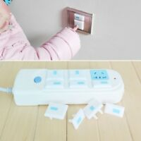 10Pcs Power Socket Outlet US Plug Protective Cover Baby Child Safety Protector
