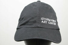 Devon Jones Baseball Cap - Storm King Art Center - Black StrapBack One Size