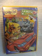 Scooby-Doo QUE HAY DE NUEVO? 4 TV EPISODES Audio ESPAÑOL/ENGLISH DVD REGION 4&1