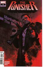 PUNISHER #1 REGULAR COVER  MARVEL COMICS 09//21//18