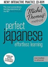 Perfect Japanese Intermediate Course: Learn Japanese with the Michel Thomas Method by Helen Gilhooly (CD-Audio, 2014)