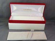 Sheaffer vintage Set or single pen box--red--new old stock