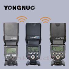 YONGNUO flash speedlite YN560IV YN560III YN660 YN560TX II for selectCANON NIKON