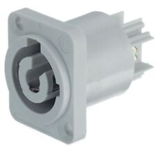 Neutrik Appliance PowerCon 2+PEP For high current loads (20A/250V)