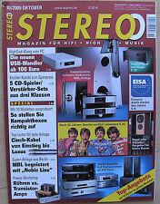 Stereo 10/09 Wadia 381i, Marantz PM 6003 / Marantz CD 6003, Pioneer A9 / D9