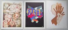 12 artisti per L' ALFA ROMEO 1981 - BAJ, ADAMI, CEROLI, FOLON. POMODORO, TILSON