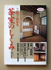 Chasitu (Tea-ceremony room) - Mechanism of Chasitu, Introduction to beginner.