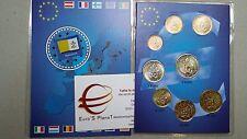 NEW EFFIGI 2017 VATICANO 8 monete 3,88 EURO Vatican Vatikan Ватикан Watykan
